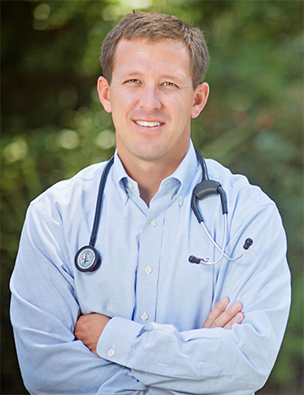 Jonathan D Hancock, BSN, MSN, NP-C, Simple Clinic Practitioner
